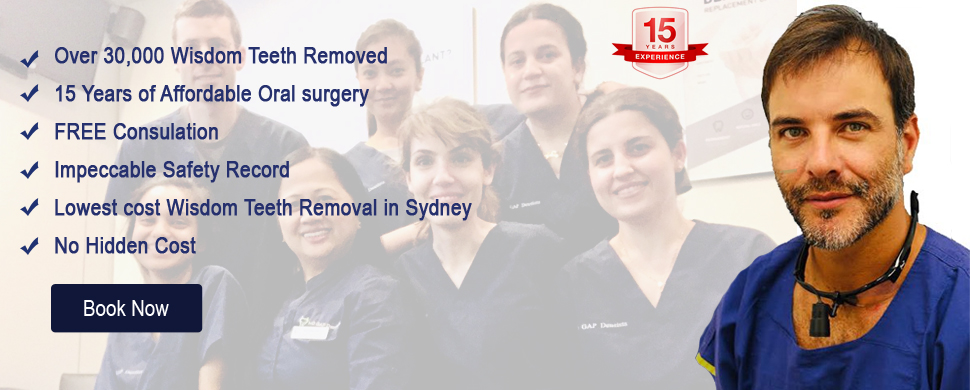 Wisdom Teeth Removal Sydney & Melbourne